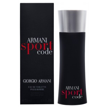 Giorgio Armani Code Sport for Men