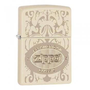 Zippo An American Classic - Cream Matte